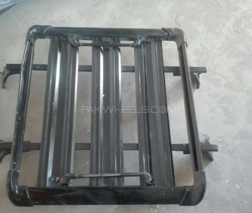 Suzuki mehran alto upper rockey style luggage stand Image-1