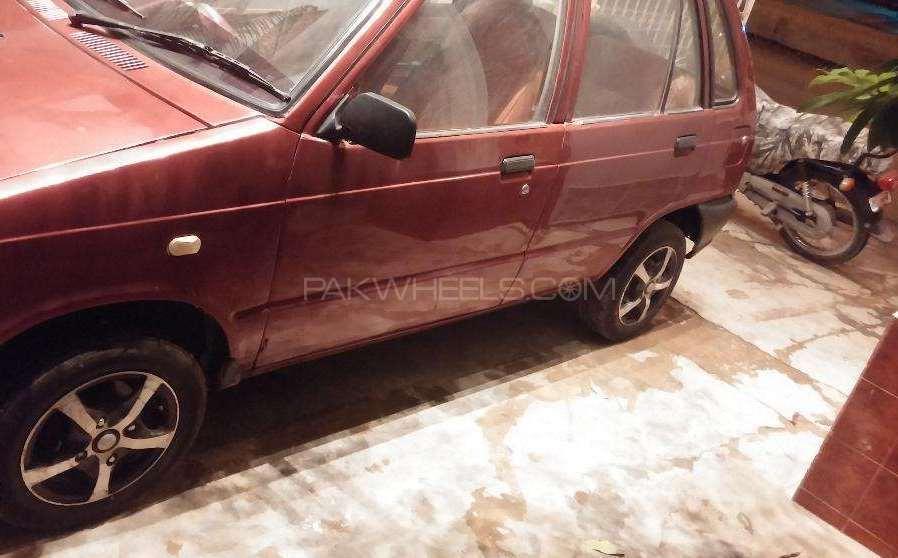 Suzuki Mehran VXR 1996 Image-1
