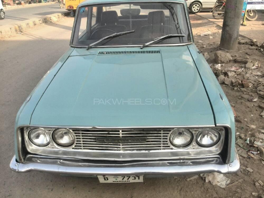 Toyota Corona 1968 Image-1