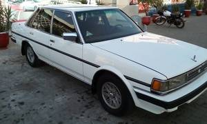 toyota cressida 1988 for sale in islamabad. Black Bedroom Furniture Sets. Home Design Ideas