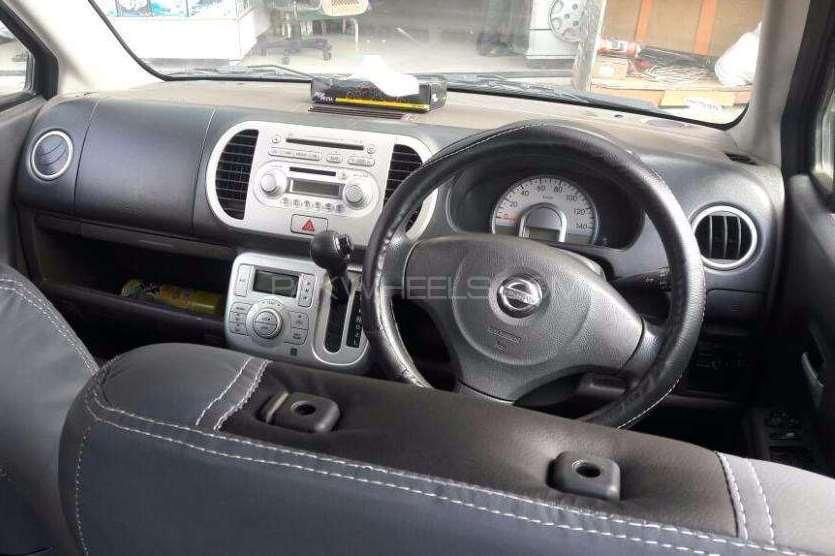 Nissan Moco X 2010 Image-1