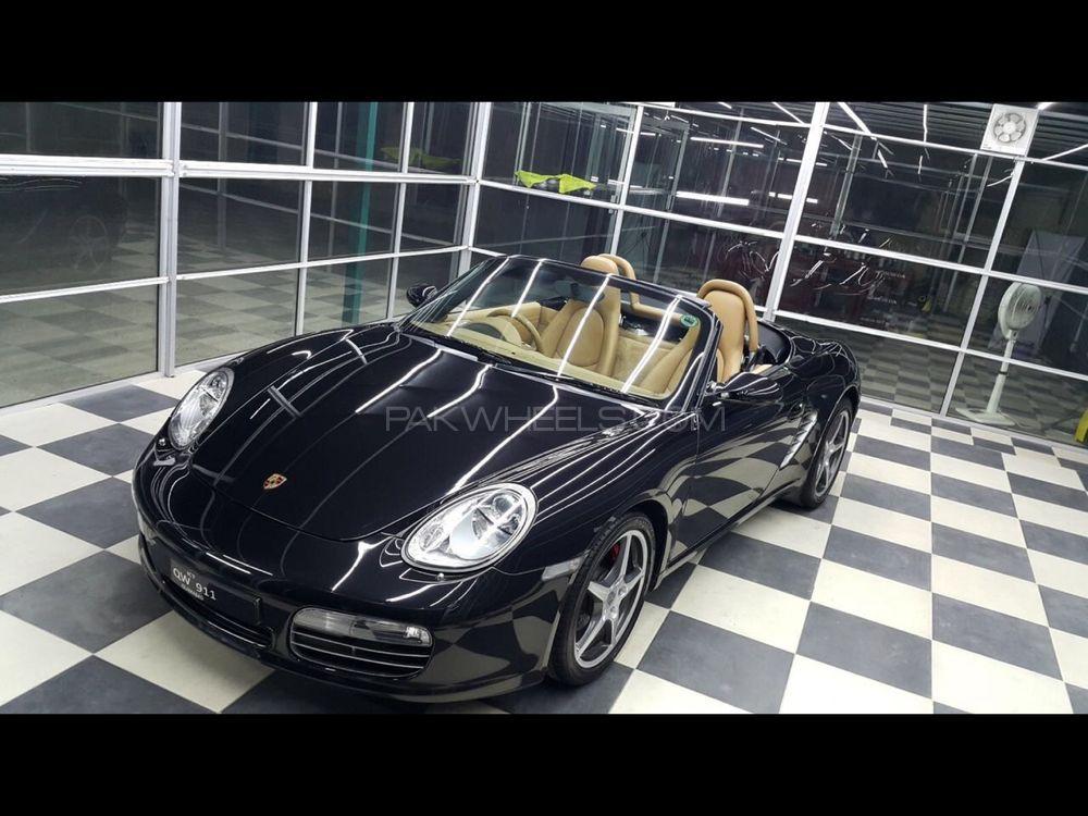 Porsche Boxster S 3.2 2006 Image-1
