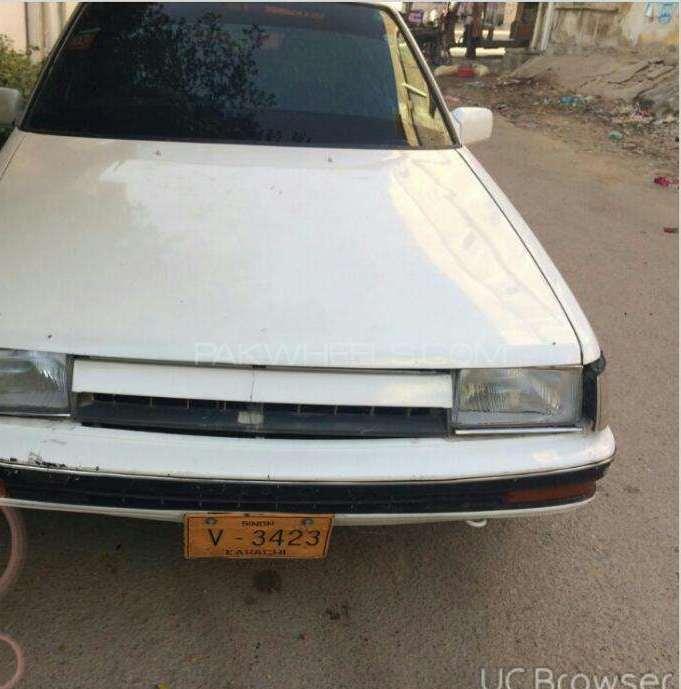 Toyota Sprinter 1985 Image-1