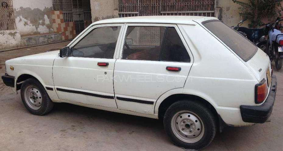 Toyota Starlet 1.0 1984 Image-1