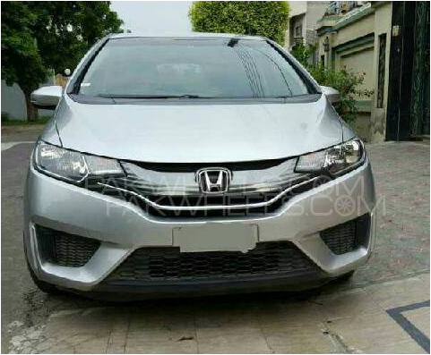 Honda Fit Hybrid Base Grade 1.5 2014 Image-1