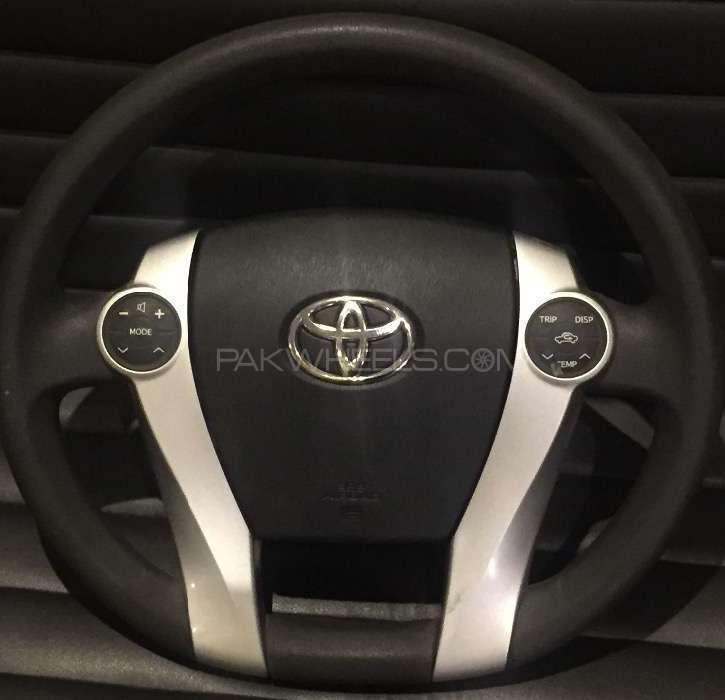 Toyota Aqua Prius Image-1