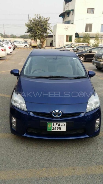 Toyota Prius S My Coorde 1.8 2009 Image-1