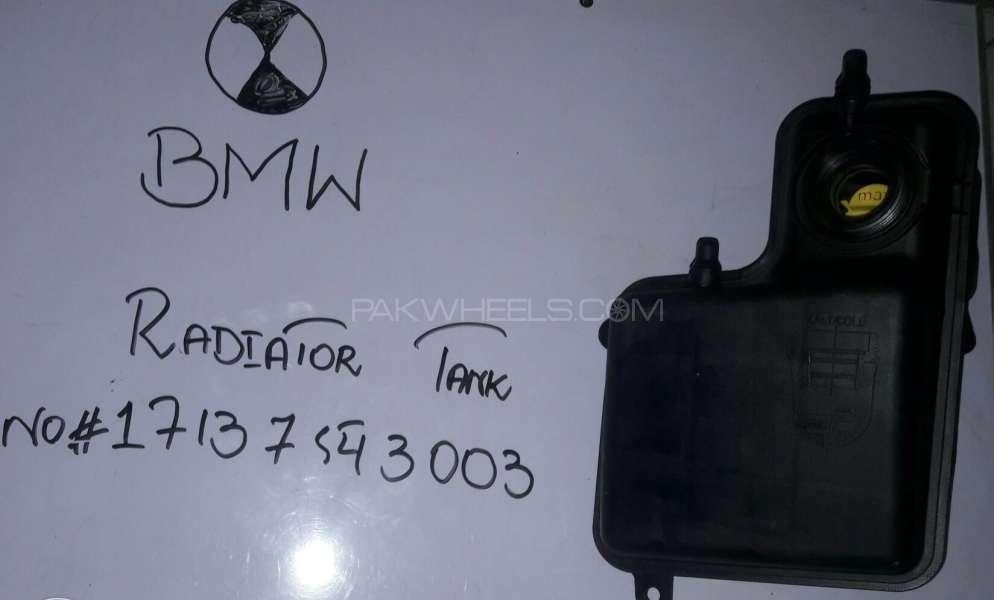Bmw : Radiator Tank Image-1
