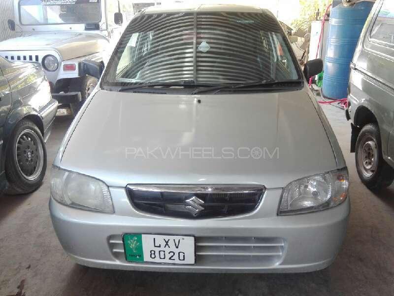 Suzuki Alto VXR 2000 Image-1