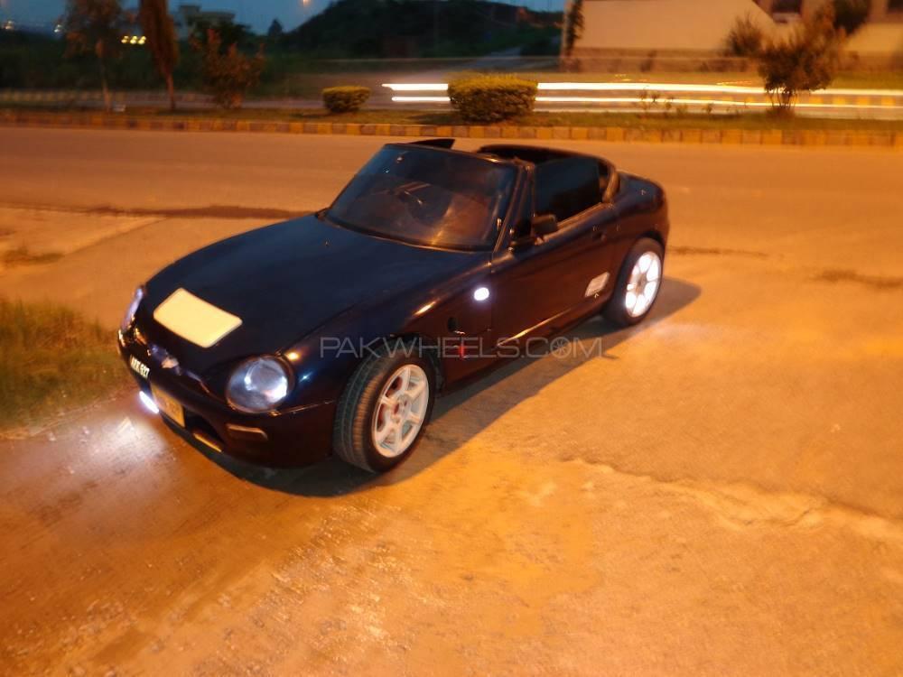 Suzuki Cappuccino 1992 Image-1