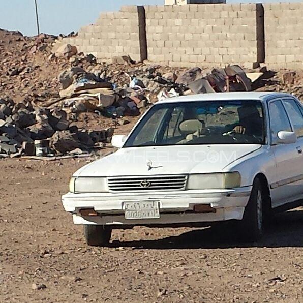 Toyota Cressida 1996 Image-1