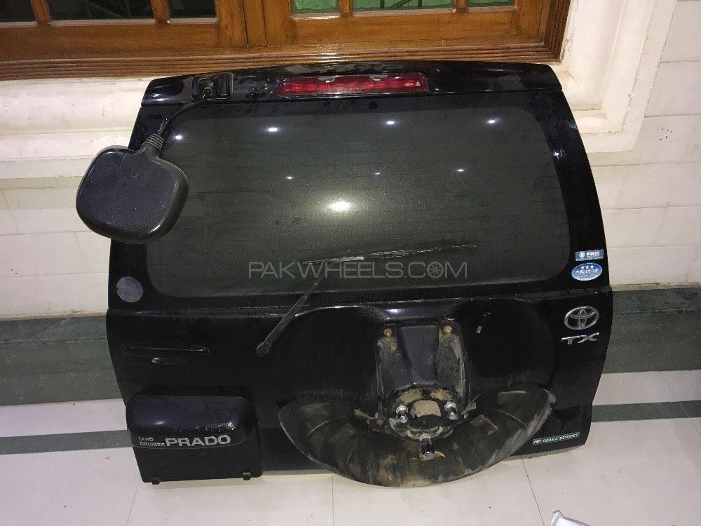 Toyota prado back door  Image-1