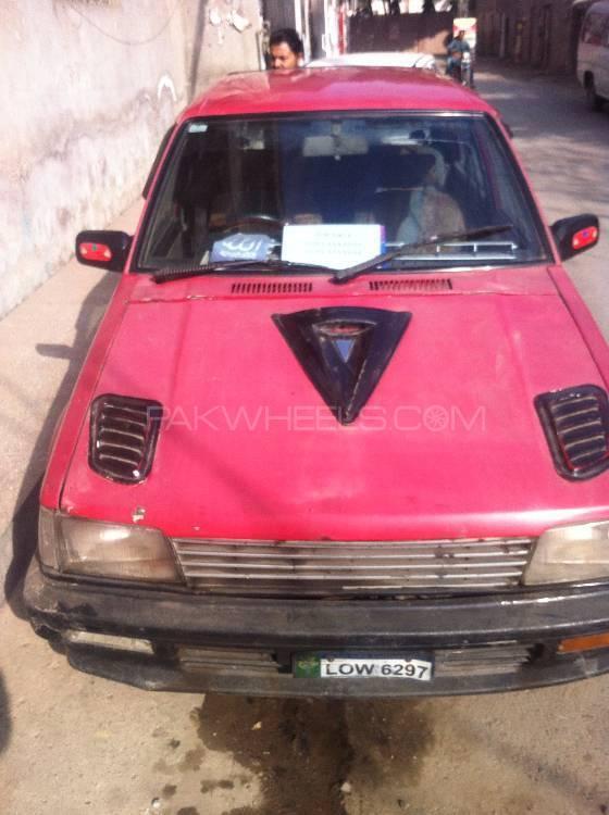Daihatsu Charade CX Turbo 1994 Image-1