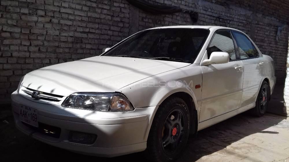 Honda Accord 1999 Image-1
