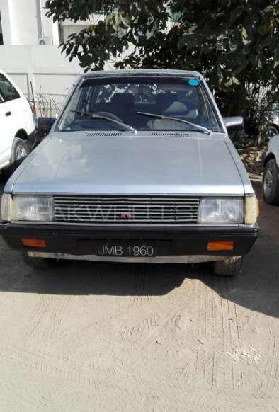 Mitsubishi Lancer 1982 Image-1