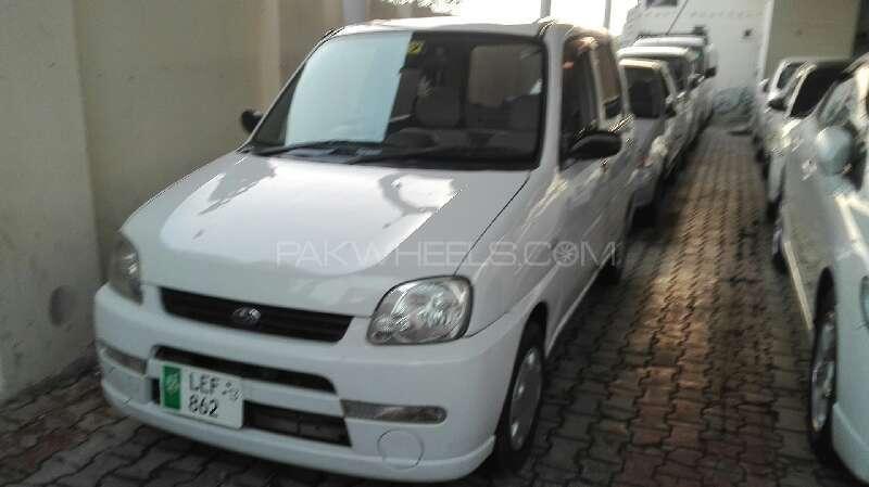 Subaru Pleo A 2007 Image-1