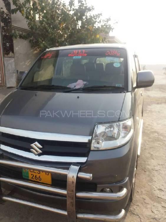 Suzuki APV GLX 2013 Image-1