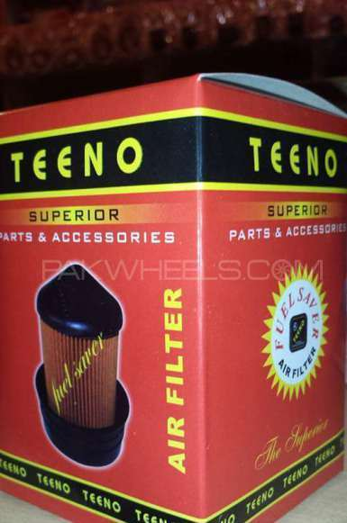Teeno Filter air filter for bikes Image-1