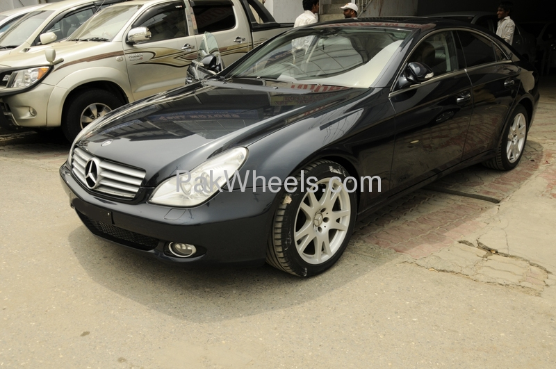 mercedes benz cls class cls350 2005 for sale in lahore pakwheels. Black Bedroom Furniture Sets. Home Design Ideas