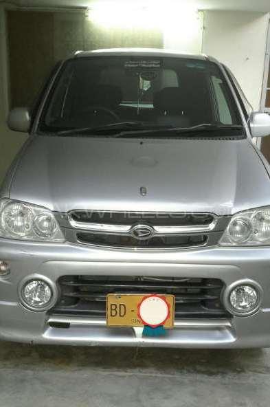 Daihatsu Terios Kid Custom X 2003 Image-1