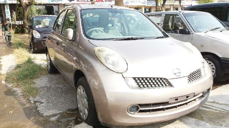 Nissan March 14E 2006 Image-1
