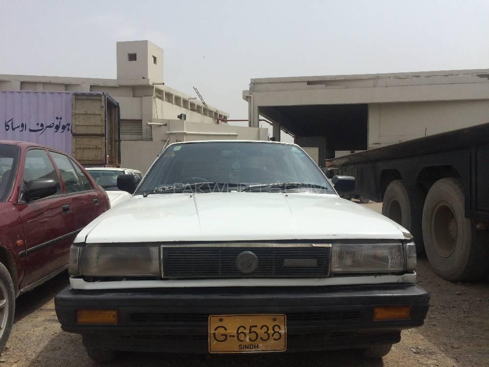Nissan Sunny LX 1988 Image-1