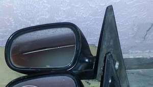 Suzuki Cultus Genuine Side Mirrors set Newly un touched Avail  Image-1