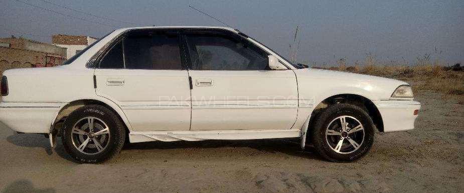Toyota Corolla DX 1990 Image-1