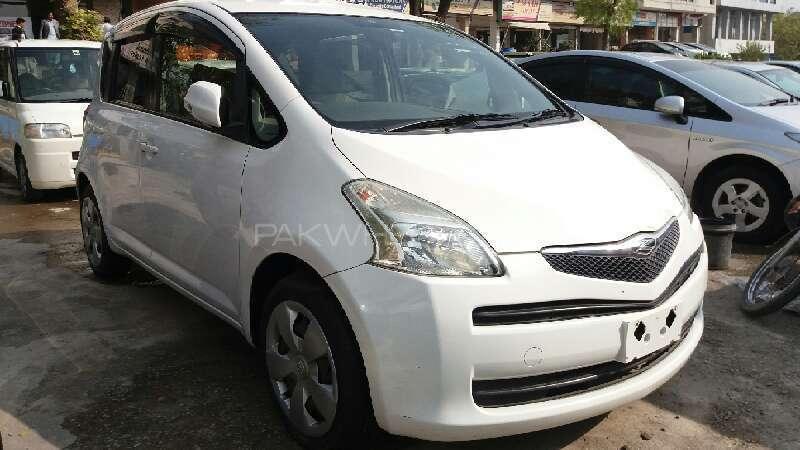 Toyota Ractis 1.3X 2006 Image-1