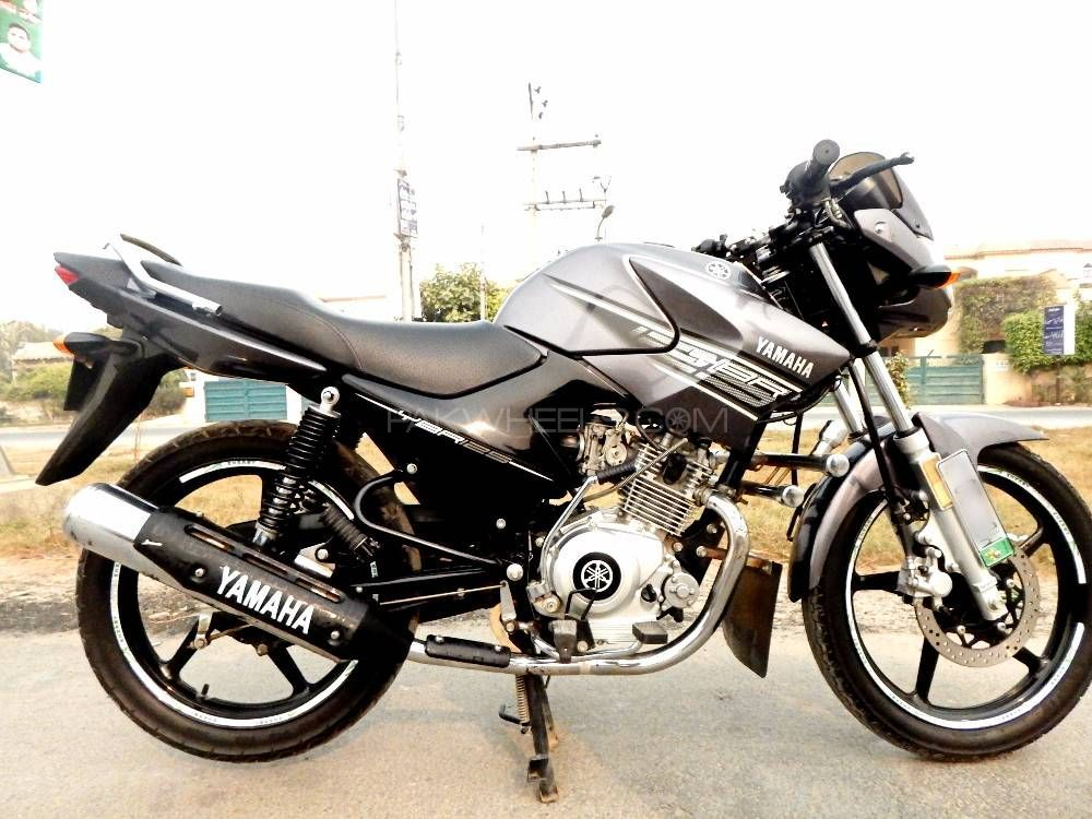 used yamaha ybr 125 2016 bike for sale in lahore 172635 pakwheels. Black Bedroom Furniture Sets. Home Design Ideas