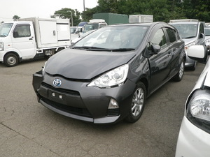 Toyota Aqua G 2013 for Sale in Islamabad