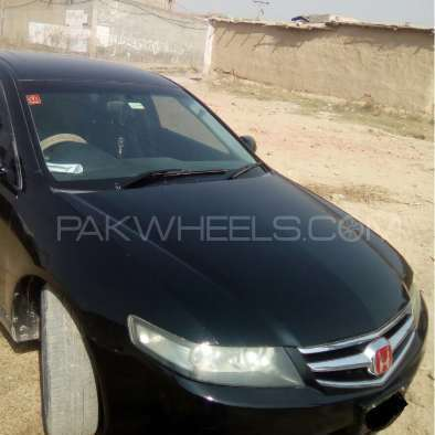 Honda Accord CL7 2005 Image-1