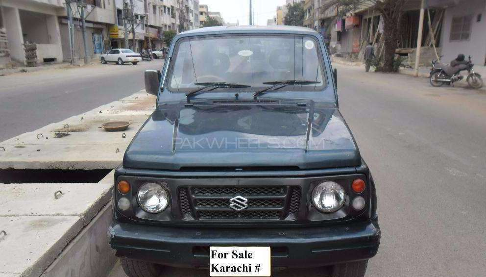 Suzuki Jimny Sierra 1996 Image-1