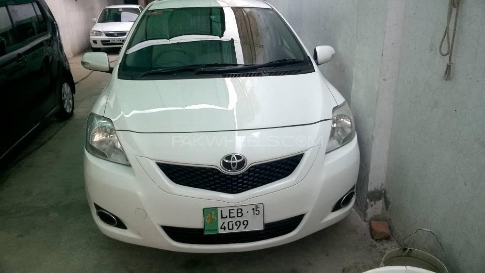 Toyota Belta X 1.0 2010 Image-1