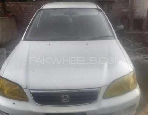 Honda Civic EXi 2001 Image-1