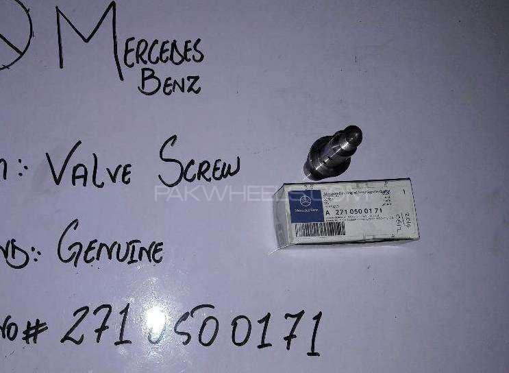 MERCEDES-benz : valve screw Image-1