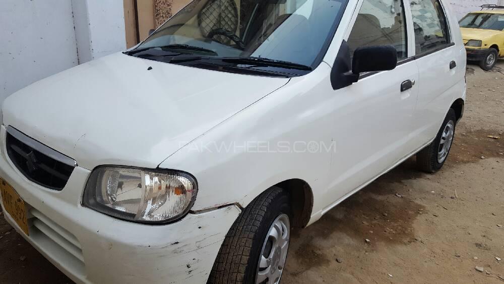Suzuki Alto VX 2011 Image-1