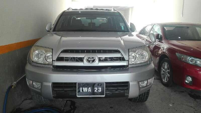 Toyota Surf SSR-X 2.7 2002 Image-1
