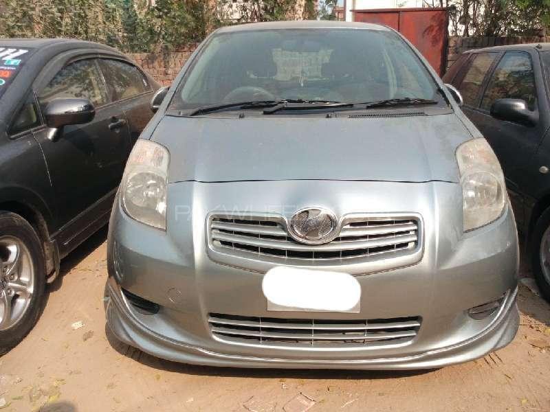 Toyota Vitz F 1.0 2007 Image-1
