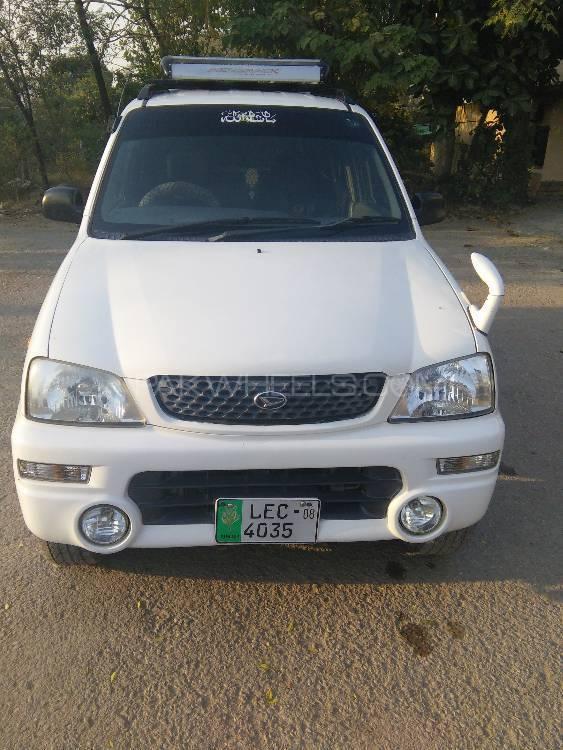 Daihatsu Terios Kid Custom X 2008 Image-1