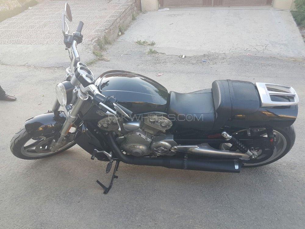 Harley Davidson V-Rod 2009 Image-1