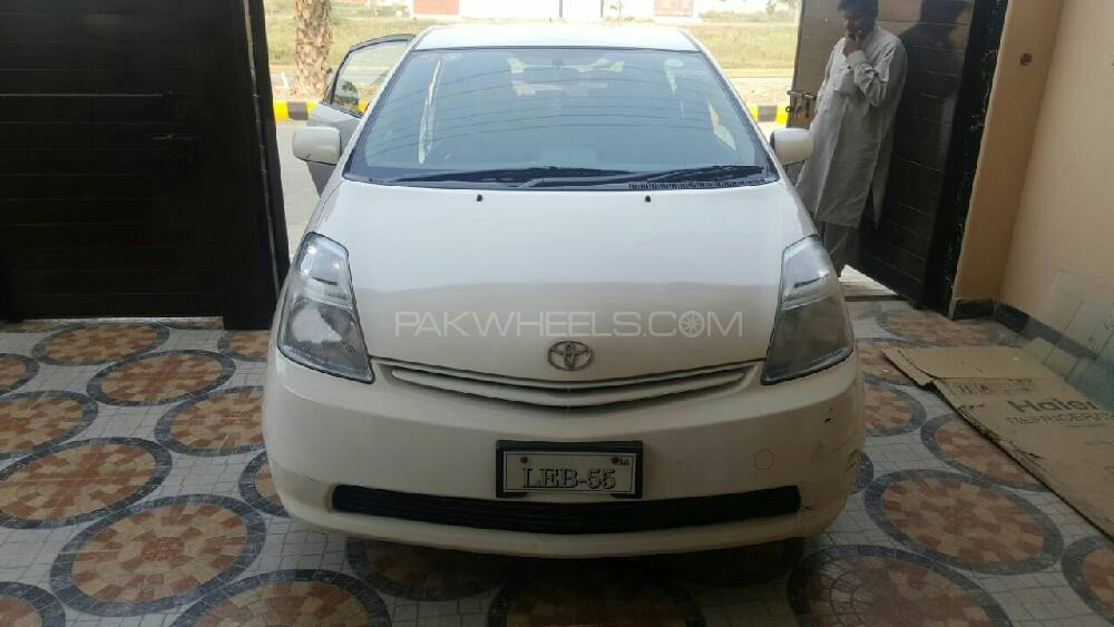 Toyota Prius S 10TH Anniversary Edition 1.5 2009 Image-1