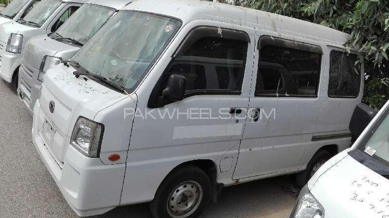 Subaru Dias Wagon LS 2011 Image-1