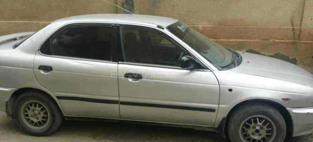 Suzuki Baleno JXR 2001 Image-1