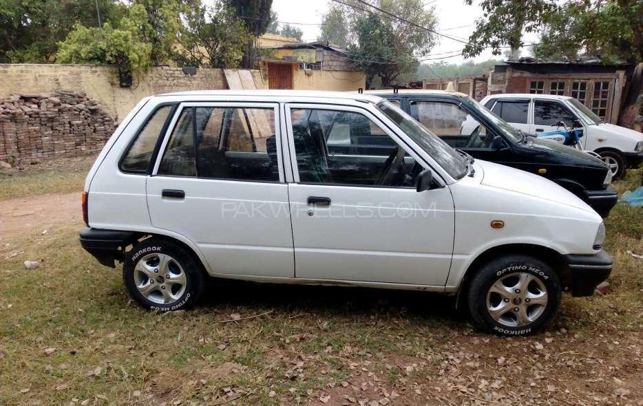 Suzuki Mehran 1991 Image-1