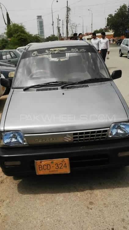 Suzuki Mehran VX Euro II (CNG) 2014 Image-1