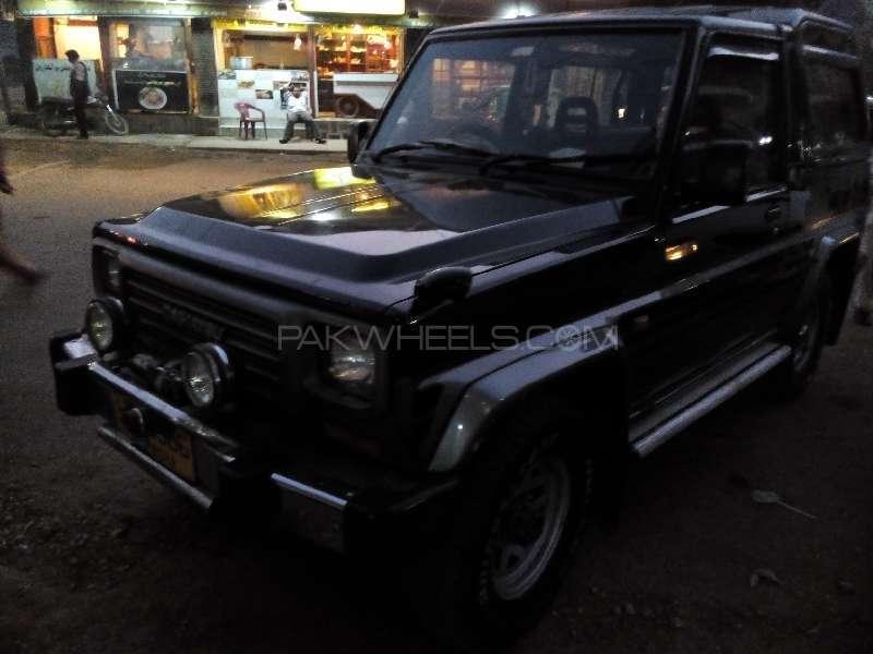 Daihatsu Rocky 1988 For Sale In Hyderabad Pakwheels