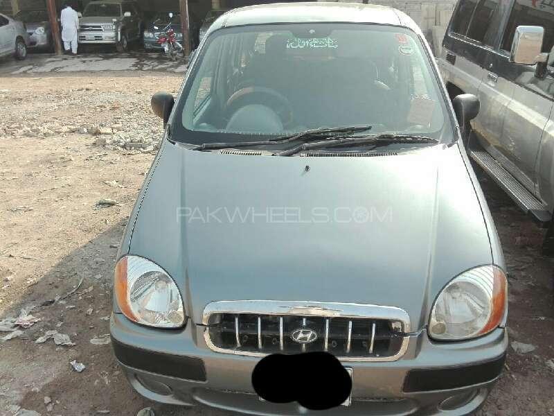 Hyundai Santro Exec 2004 Image-1