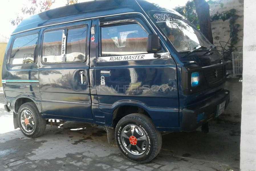 Suzuki Bolan 1985 Image-1