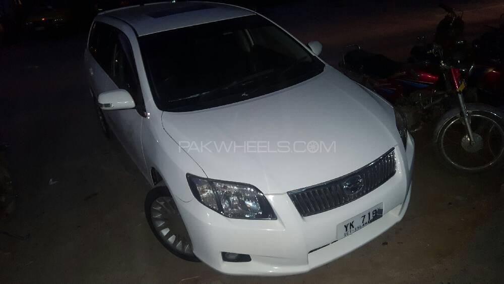 Toyota Corolla Fielder 2007 Image-1